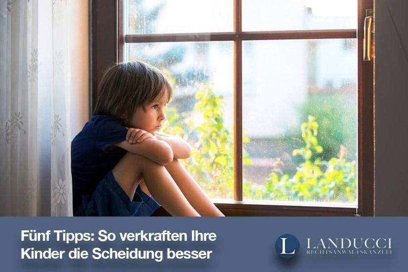 Tipps bei Scheidung für Umgang mit Kindern
