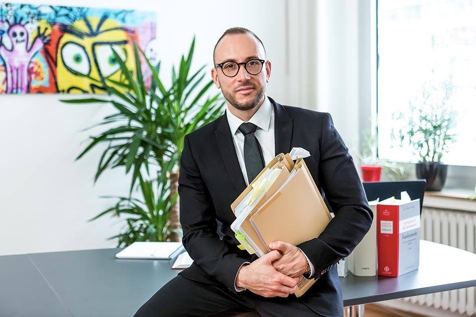Kanzlei Landucci - Anwalt für Familienrecht in Köln