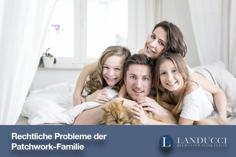Familienrecht: Rechtliche Probleme der Patchwork-Familie
