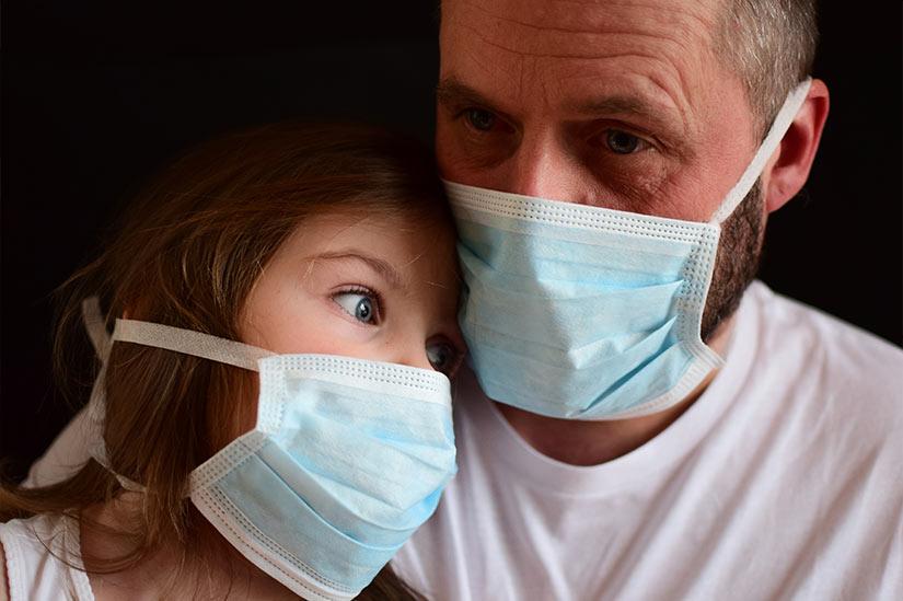 Umgangsrecht: Vater darf sein Kind auch während der Coronakrise sehen